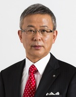 [Photo] Mr. Hiromichi Shinohara